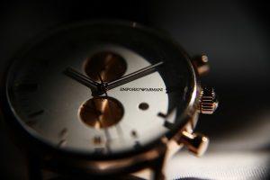 שעוני גברים אמפוריו ארמני