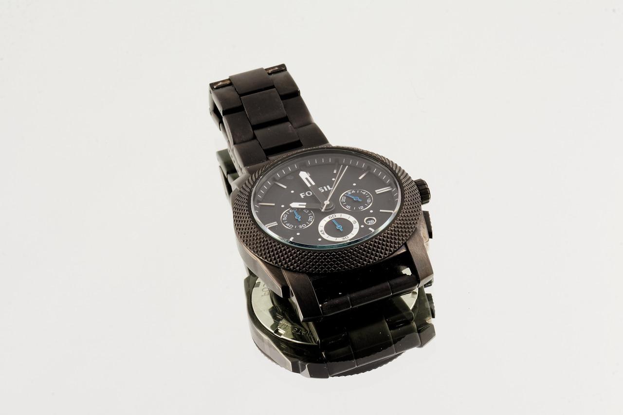 שעון שחור